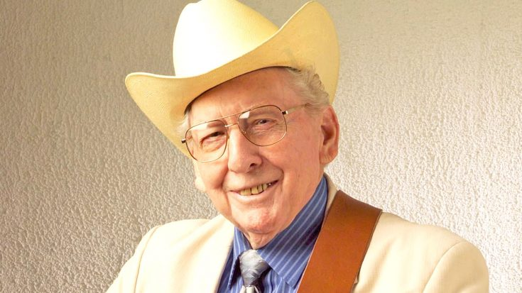 Iconic Bluegrass Hall Of Famer Curly Seckler Passes Away At 98 | Classic Country Music Videos