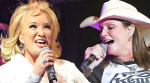 Tanya Tucker & Terri Clark Revisit The Good Old Days With 'Delta Dawn' Duet