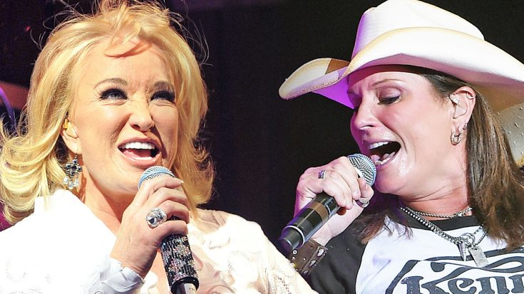 Tanya Tucker & Terri Clark Revisit The Good Old Days With 'Delta Dawn' Duet | Classic Country Music Videos
