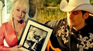 """Dolly Parton & Braid Paisley's """"When I Get Where I'm Going"""" Video Gives A Glimpse At Heaven"""