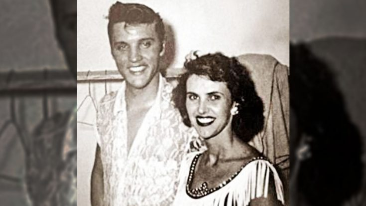 Country Singer Wanda Jackson Gives Details Into Her Relationship With Elvis Presley In '17 Interview   Classic Country Music Videos