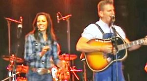 Relive The Magic Of Joey Feek With Live Cover Of Merle Haggard's 'Fightin' Side of Me'