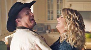 Garth Brooks & Trisha Yearwood's Most Adorable Moments Caught On Camera