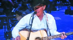 George Strait Turns On The Charm As He Tackles One Of Elvis' Earliest Recordings