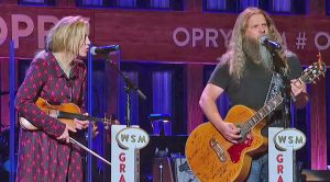 "Jamey Johnson & Alison Krauss Team Up To Sing The Carter Family Song ""My Dixie Darlin'"""