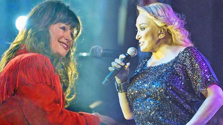 Jessi Colter Joins Tanya Tucker For Surprise Duet Of 'Storms Never Last' | Classic Country Music Videos