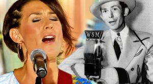 Swedish Country Singer Pays Tribute To Legendary Hank Williams With One Of His Classics