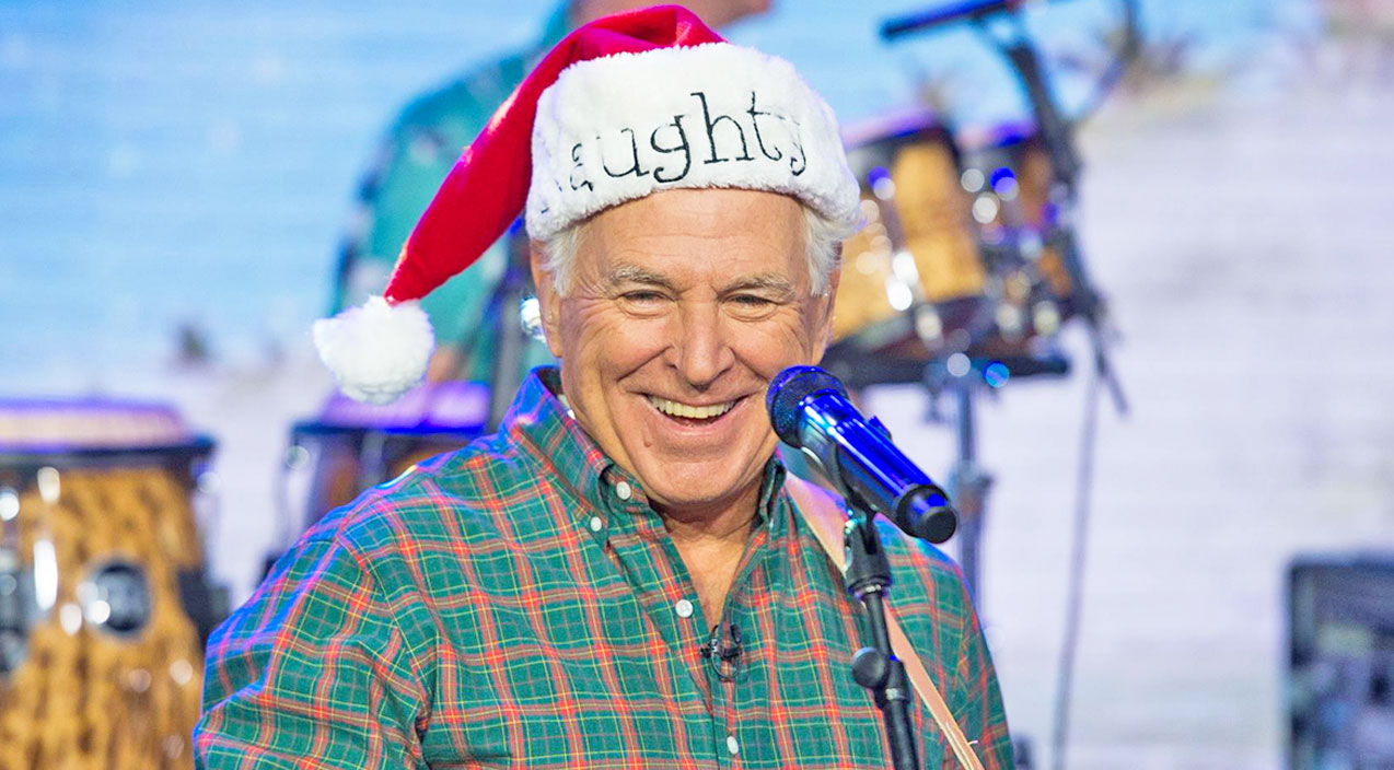 Jimmy Buffett Wishes You A \'Mele Kalikimaka\' With Upbeat & Fun ...