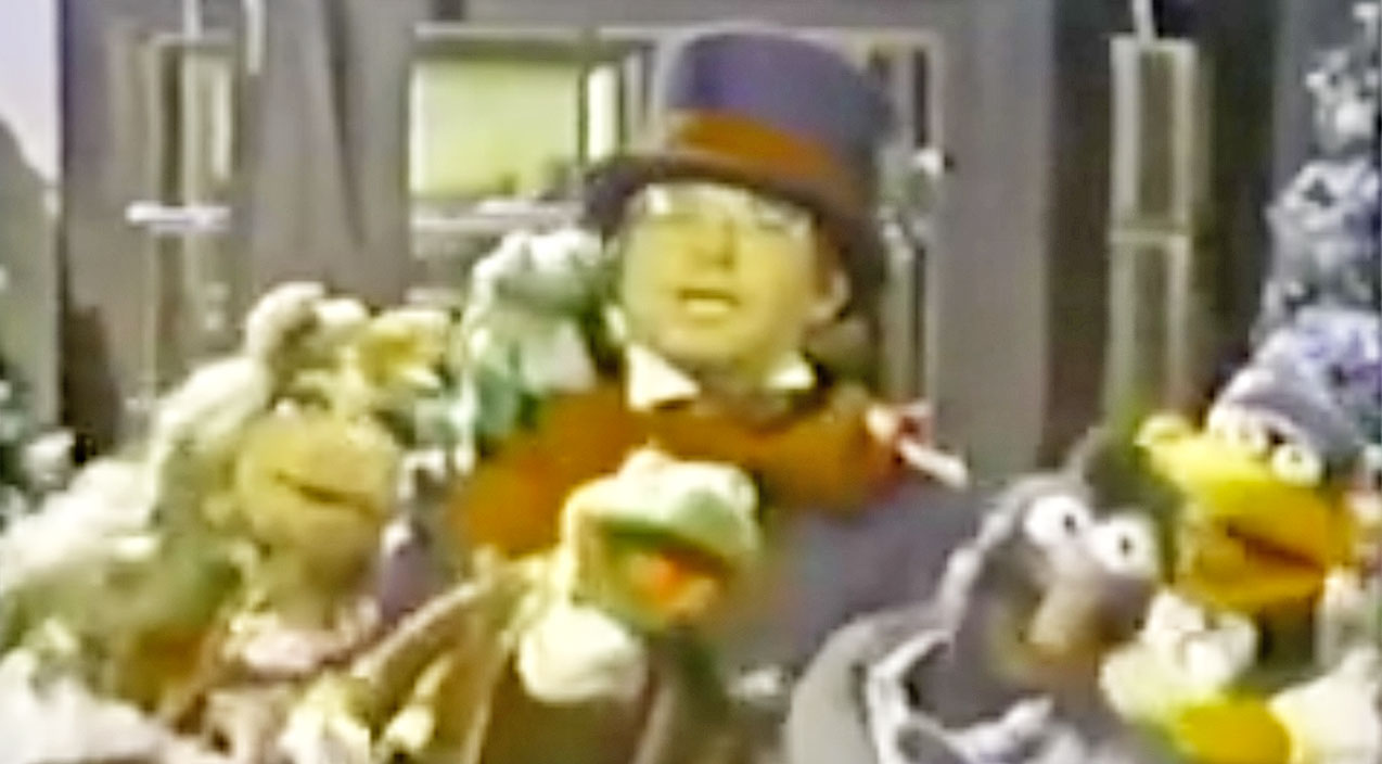 John Denver & The Muppets Bring Holiday Cheer With \'Twelve Days Of ...