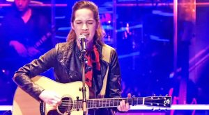 Young Dutch Girl Sweeps 'The Voice' Competition With Feisty 'Jolene' In The Blind Auditions
