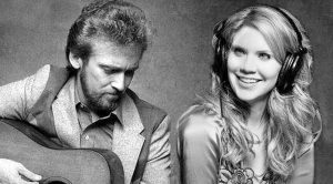 Technology Brings Keith Whitley & Alison Krauss Together On 'When You Say Nothing At All'
