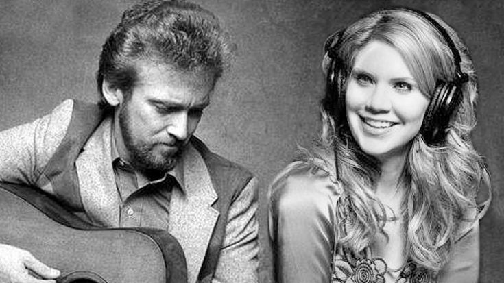 Hear The Sweet Sound Of Keith Whitley & Alison Krauss Together On 'When You Say Nothing At All' | Classic Country Music Videos