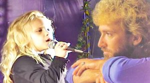 8-Year-Old Girl Stuns Crowd With Beautiful Cover Of Keith Whitley's 'When You Say Nothing At All'