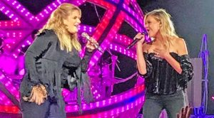 Fans Go Crazy When Trisha Yearwood Brings Out Surprise Guest For Epic Duet