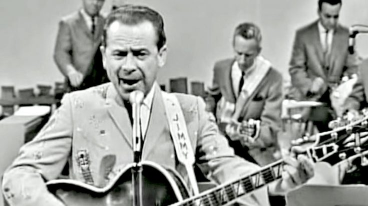 Jimmy Dickens Bounces Through 'May The Bird Of Paradise Fly Up Your Nose' | Classic Country Music Videos