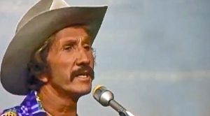 Marty Robbins Honors Merle Haggard With Gripping Cover Of 'If We Make It Through December'