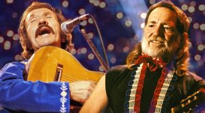 Marty Robbins' Voice Sounds Smooth As Silk While Singing Willie Nelson's 'Pretty Paper'