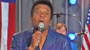 Flashback: Charley Pride Steals Hearts With 'Kiss An Angel Good Mornin""