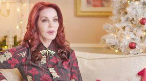 Priscilla Presley Dishes Details On Scandal Elvis Started With 'Blue Christmas'