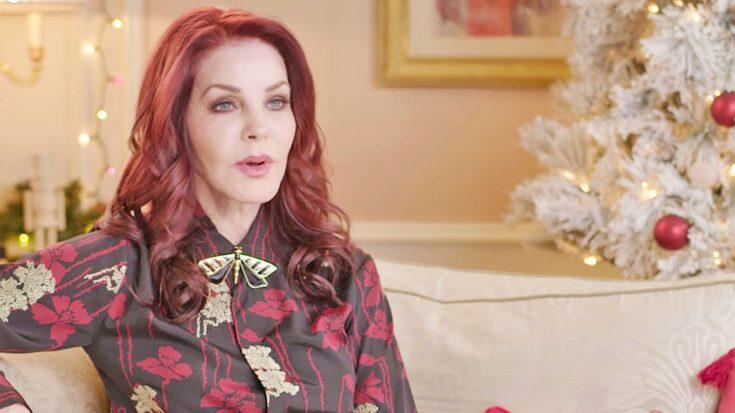 Elvis Presley Christmas Music.Priscilla Presley Dishes Details On Scandal Elvis Started