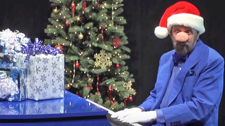 ray stevens does his best seymour swine impression for hilarious version of blue - Ray Stevens Christmas Songs