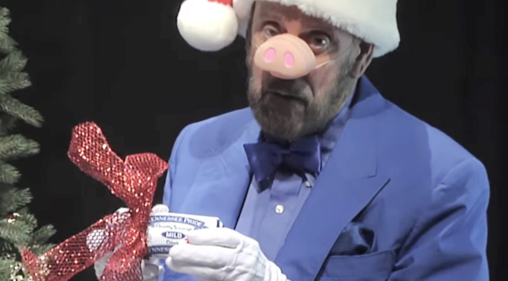 raystevensmusic youtube - Porky Pig Sings Blue Christmas