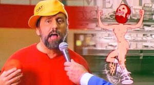 Ray Stevens Tells The Story Of The Town Streaker In Comedy Song 'The Streak'