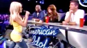 Teenage Kellie Pickler Brings The Sass With 'Walkin' After Midnight' On 'Idol'