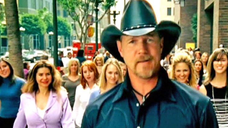 Try Your Best To Resist Trace Adkins' Swoon-Worthy Video For 'Ladies Love Country Boys' | Classic Country Music Videos