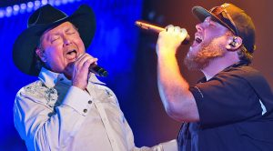 Tracy Lawrence & Luke Combs Join Forces For Exceptional Remake Of Tracy's Famous Hit