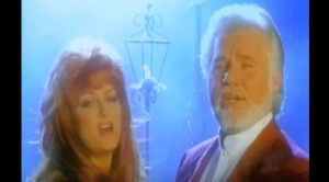 Kenny Rogers & Wynonna Judd Angelically Sing 'Mary Did You Know' In Virtual Duet