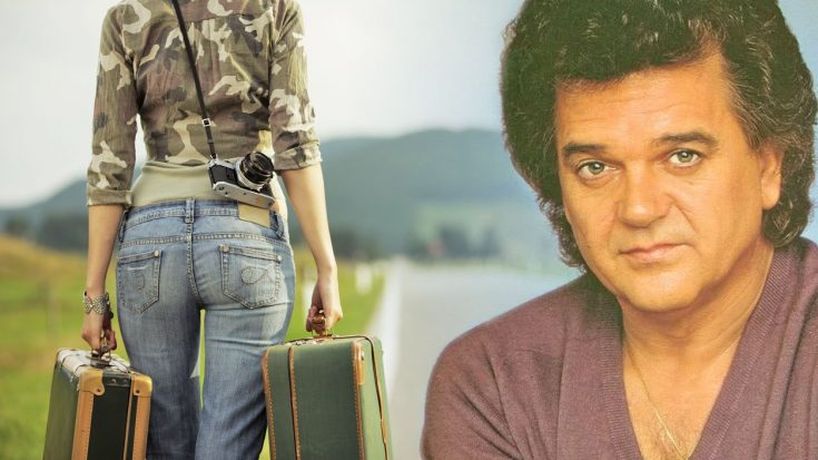 """Conway Twitty's Heartbreaking Song """"She Needs Someone To Hold Her"""" Will Bring On The Tears 