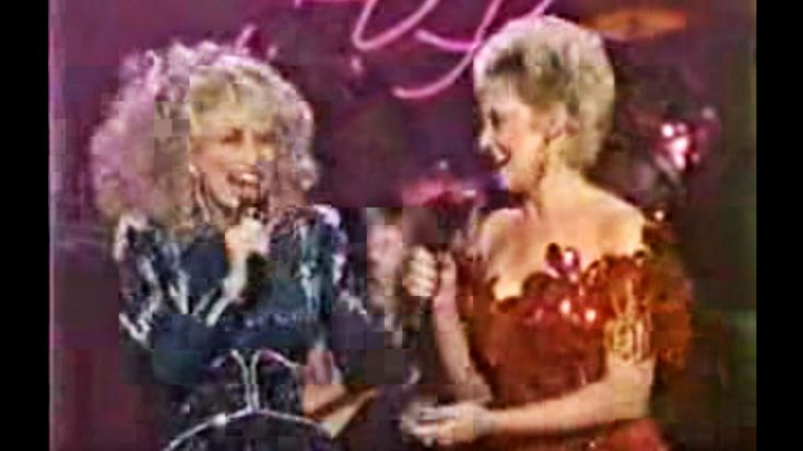 Dolly Parton & Tammy Wynette Spark Rivalry Over Songs Before Duet Performance | Classic Country Music Videos