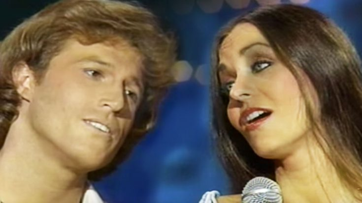 You Will Fall In Love With Crystal Gayle's Romantic Duet With Andy Gibb