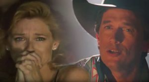 "George Strait Sweetly Sings ""I Cross My Heart"" To Woman Of His Dreams"