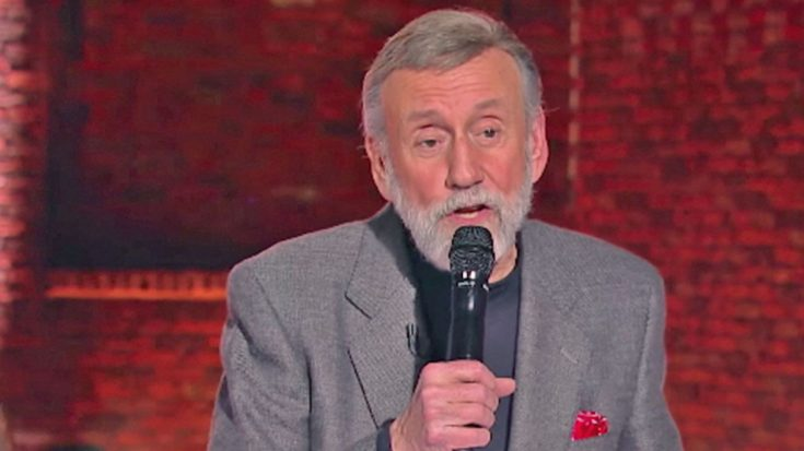 Ray Stevens Thrills Fans With Brand New Performance Of 'Mississippi Squirrel Revival'