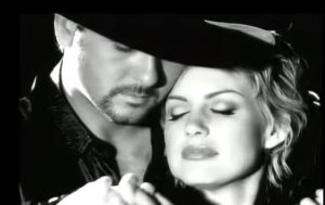 "Tim McGraw & Faith Hill Sing Dreamy Duet ""Just To Hear You Say That You Love Me"""