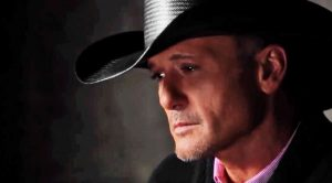 Paralyzed With Emotion, Tim McGraw Fails To Fight Tears Talking About Faith Hill