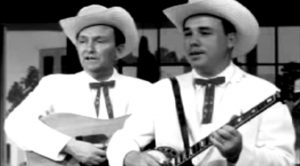 Lester Flatt & Earl Scruggs Bring Bluegrass Sound With 'The Ballad Of Jed Clampett'