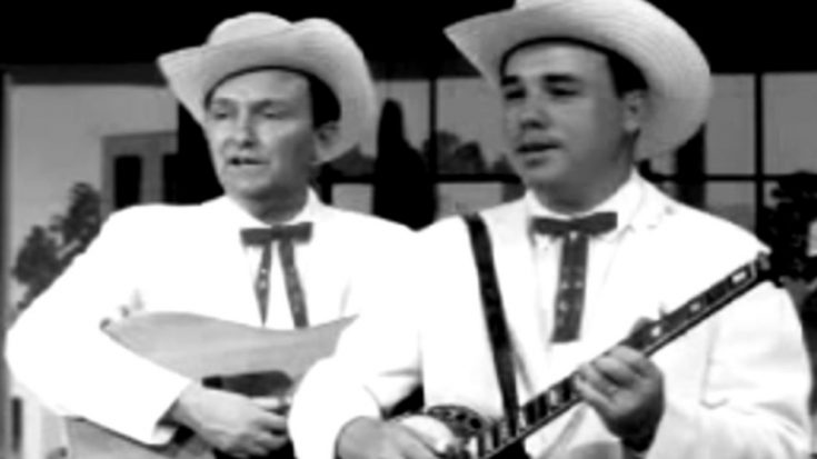 Lester Flatt & Earl Scruggs Bring Bluegrass Sound With 'The Ballad Of Jed Clampett' | Classic Country Music Videos