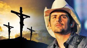 Brad Paisley Brings Endless Tears With Beloved 'Old Rugged Cross'