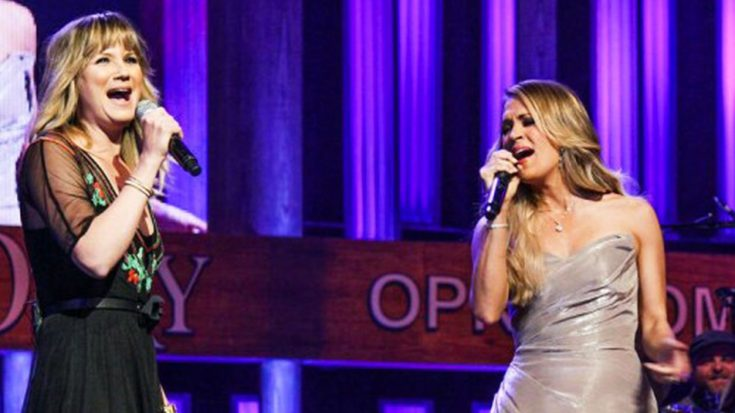 Carrie Underwood & Jennifer Nettles Get Rebellious In Dolly Parton's Feisty '9 To 5' | Classic Country Music Videos
