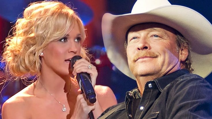 Carrie Underwood Sings Alan Jackson's 'Remember When' During 2012 Opry Show