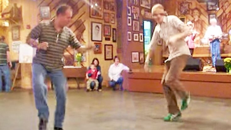 Country Boys Tear Up The Dance Floor With Epic Bluegrass Dance | Classic Country Music Videos