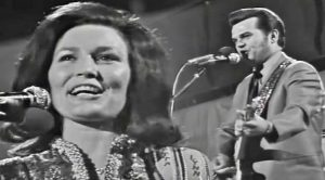 Unearthed Footage Shows Conway Twitty & Loretta Lynn Concert From Before They Were A Duo
