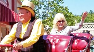 After 32 Years, Dolly Parton Steps Down As Grand Marshal Of Pigeon Forge Parade