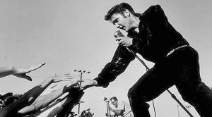 Elvis Presley Changes Music Forever In Rare 1956 Performance Of 'Heartbreak Hotel'