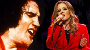 Elvis Presley & His Daughter, Lisa Marie, Singing 'Don't Cry Daddy' Will Give You Chills