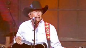 George Strait Delivers Swoon-Worthy 'Great Balls Of Fire' To Honor Jerry Lee Lewis