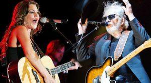 Gretchen Wilson & Merle Haggard Sing 'Politically Uncorrect' In 2005 Duet